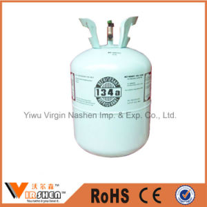 Refrigerant Gas R134A with Disposable Cylinders for Sales pictures & photos