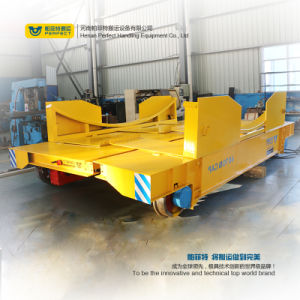 Assembly Workshop Apply Motorized Transfer Equipment Running on Rails pictures & photos