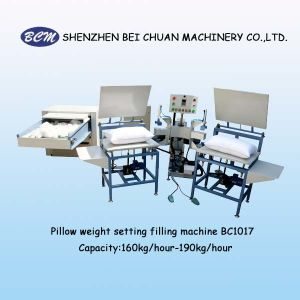 Pillow Filling & Fiber Opening Machine pictures & photos