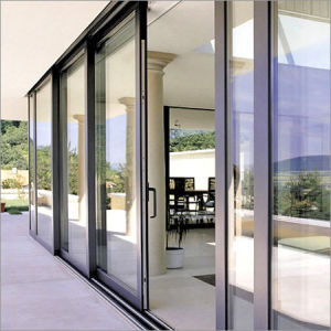Samples of Finished Aluminium Windows Double Glazed Aluminium Sliding Doors Windows and Doors with As2047 As2208 As1288 pictures & photos