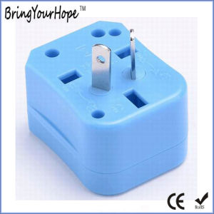 Poplular Au/EU/Us/UK Plug Universal Travel Adapter (XH-UC-020) pictures & photos