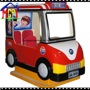 2017 3seats London Bus Coin Operated Kiddie Ride pictures & photos
