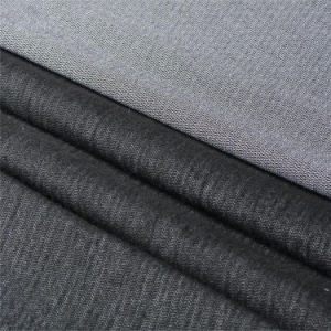 Bi-Stretch Woven Weft-Knitted Fusible Interlining for Uniform pictures & photos