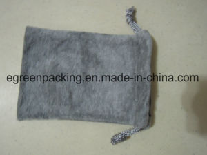 Velvet Jewelry Bag/ Pouch / Gift Bag / Promotion Bag /Accessory Bag pictures & photos