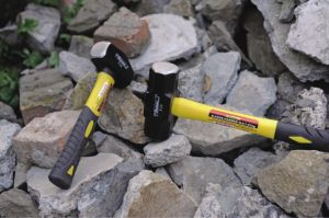 4lb Forged Carbon Steel Sledge Hammer with Fiberglass Handle pictures & photos