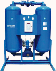 220V Compressor Adsorption Heatless Regenerative Air Dryer (KRD-8WXF) pictures & photos