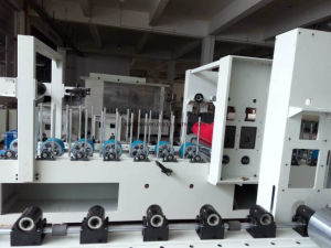 MDF Board Decorative Woodworking Wrapping Machine Wholeseller pictures & photos