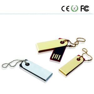 Metal USB Stick Free Custom Logo USB Flash Drive Pen-Drive pictures & photos