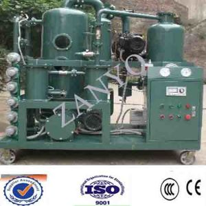 Zyr Transformer Oil Regeneration Purifier pictures & photos