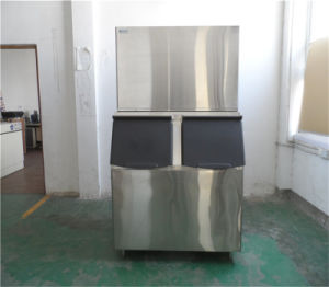 900kg/Day Industrial Ice Making Machine Frozen Ice Moulds pictures & photos