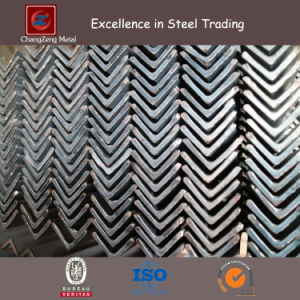 Paint Coating Steel Angle for Building / Project Material pictures & photos