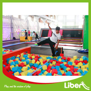 TUV Approved Trampoline Park Supplier pictures & photos