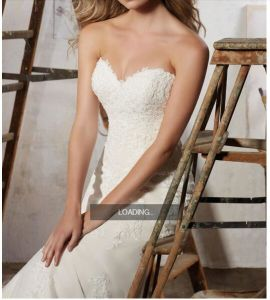 2017 Lace Beaded Bridal Wedding Dresses Ctdwd1709 pictures & photos