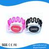 Spring Plastic Access Control RFID Wristband for Swimming Pool or SPA pictures & photos