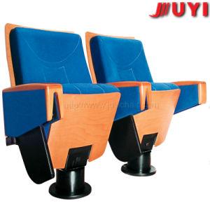 Fashion Design Single Leg High Density Sponge Cushion ISO Verified Steel Structure Ergonomic Church Chairs pictures & photos
