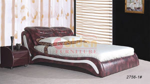 Latest Bedroom Delivery Bed 2756-1 pictures & photos