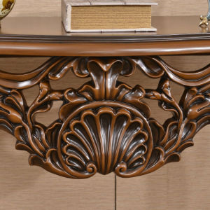 Home Furniture Antique Sculpture Console Table pictures & photos