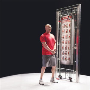 Multi-Function Door Gym Tower Resistance Bands pictures & photos