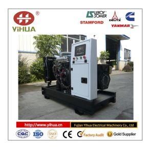 Isuzu (FOTON) Open Frame Power Diesel Genset pictures & photos