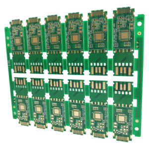 4 Layer Enig Resistance Board Electronic Components PCB pictures & photos