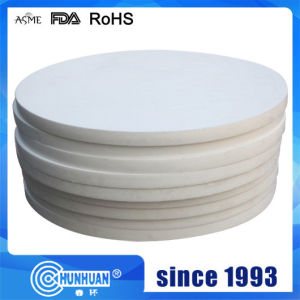 Teflon PTFE Sheet Round Sheet pictures & photos