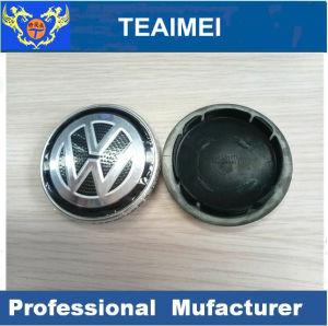 65mm ABS Chrome Car Logo Alloy Wheel Cap for VW pictures & photos