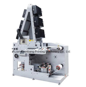 Automatic Flexo Printing Machine Single Color (RY-320F-1C) pictures & photos