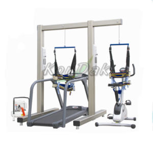 Electric Suspensory Training with Slow Treadmill and Upright Power Bike pictures & photos