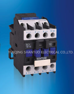 OEM Custom Sc1/LC1 to Supply LC1 Series Contactor pictures & photos
