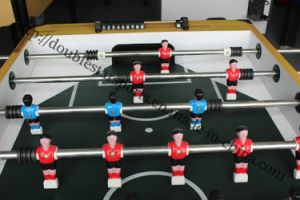 Strong Quality Football Game Table Wood Color Soccer pictures & photos