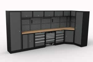 Storage Module System; Tool Workbench; Tool Cabinet pictures & photos