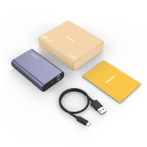 Quick Charge 10000mAh Power Bank for Smartphone pictures & photos