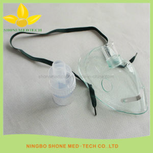 Nebulizer Face Mask for Surgical and Hospital Supply pictures & photos
