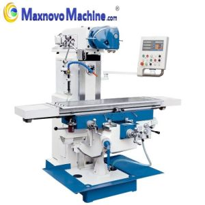 Heavy Duty Universal Milling Machine (mm-UWF1450) pictures & photos