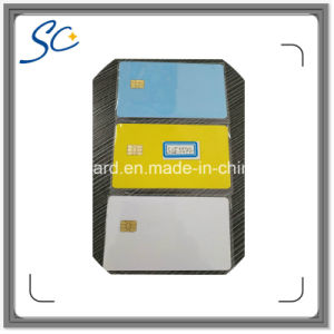 Magnetic Strip Smart Card Contact IC Card pictures & photos
