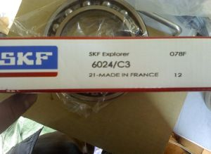 6317 2RS/Zz C3 Deep Groove Ball Bearings 6318 6320 6322 6324 6316 6315 6314 in SKF NSK NTN Koyo pictures & photos
