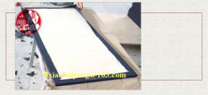 Fabric Soundproof Panel for Wall and Ceiling / Decorative Wall Panel / Fabric Acoustic Panel pictures & photos