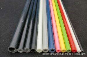 Pultruded FRP&Fiberglass Tube/Pipe Pole for Tent pictures & photos