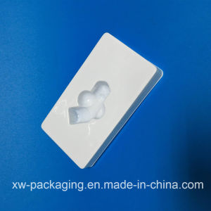 Customized White Blister Tray for Toys Plastic Packaging pictures & photos