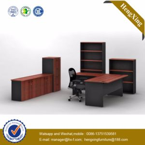 L-Shape Office Furniture Wooden Office Table (desk) (NS-NW003) pictures & photos