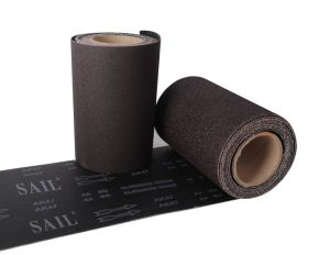 X-Wt Cloth Resharping Aluminum Oxide Abrasive Cloth Roll/Sand Belt Ak47 pictures & photos