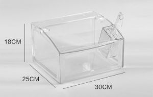 Acrylic Candy Box for Storage pictures & photos