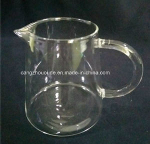 Heat Resistant Glass Water Drinking Pot pictures & photos