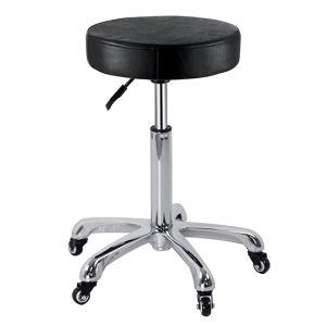 Salon Stool Hair Dresser Chair Hair Salon Furniture (Zc02) pictures & photos