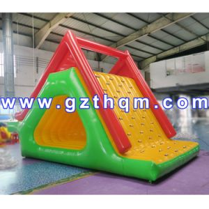 Lane Inflatable Water Slide Pool Slides/Giant Inflatable Water Slide for Kids pictures & photos