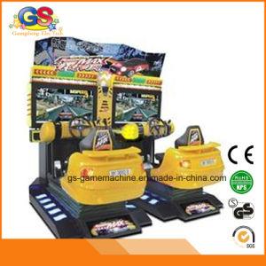 Indoor Arcade Video Race Car Racing Stimulator Game Machine pictures & photos