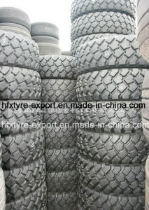 Triangle Tire 365/85r20 365/80r20 Radial Tire for Crane Military Tire pictures & photos