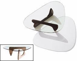 Modern Furniture Wooded Design Noguchi Coffee Table pictures & photos