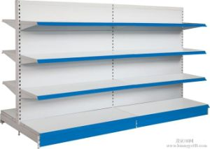 Powder Coating Steel Metal Rack Filing Cabinet (bookcase, bookshelf) (HX-ST013) pictures & photos