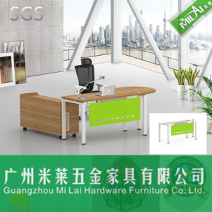 Home&Office Furniture Wooden Painting Table with Steel White Holder pictures & photos